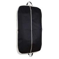 Black Zippered Garment Suit Bag 42